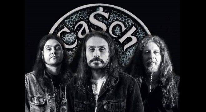 CaSch, grupo formado por grandes nomes do rock, se apresenta em SP