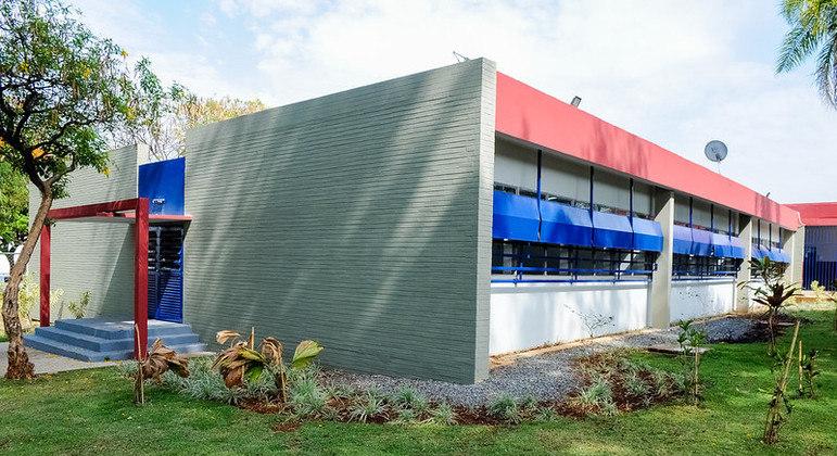 Centro de Ensino Fundamental Caseb, na 909/910 Sul