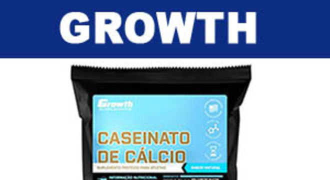 caseína growth supplements