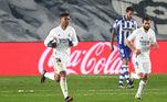 Casemiro, Real Madrid,