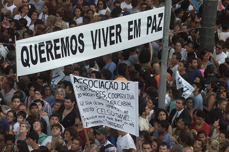 Paulo Henrique Brito, testemunha do acidente em que o garçom perdeu a vida, foi morto com um tiro cerca de 20 dias depois<br>