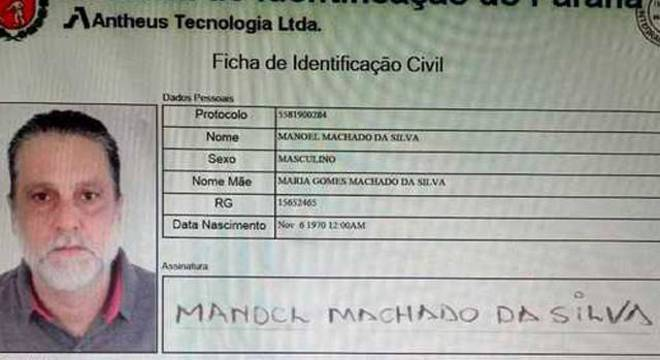 Paulo Cupertino usou RG falso, obtido no PR, para se manter em fazenda no MS