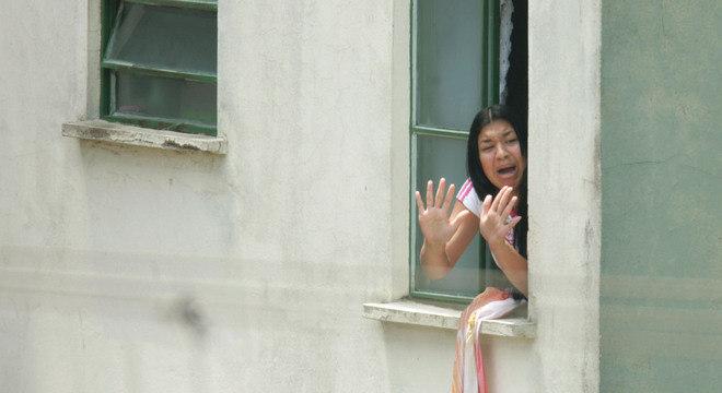 Nayara foi atingida e Eloá Pimentel (foto) foi morta em outubro de 2008<br />