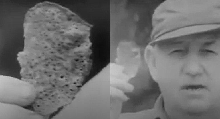 Fazendeiro de Eagle River, no Wisconsin (EUA), afirmava ter recebido panquecas de alienígenas