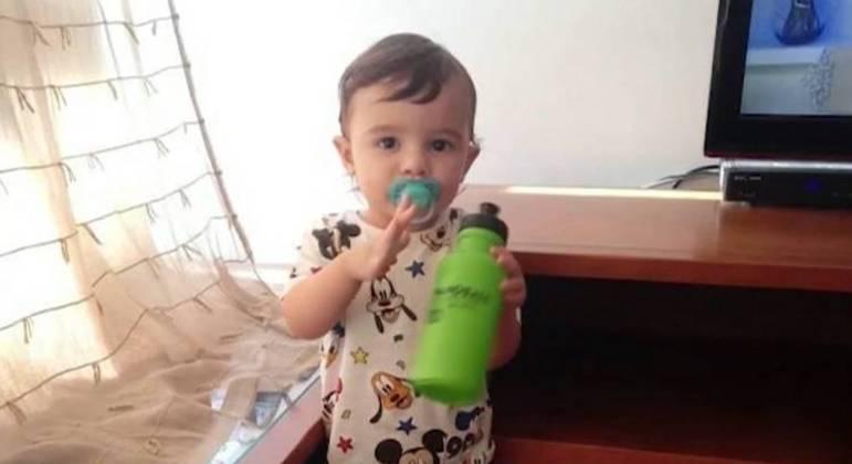 Gael, de 3 anos, foi encontrado com sinais de agressão em apartamento em SP