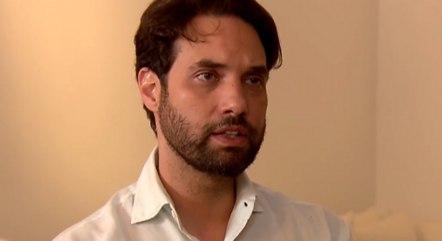 Jairinho em entrevista no Domingo Espetacular