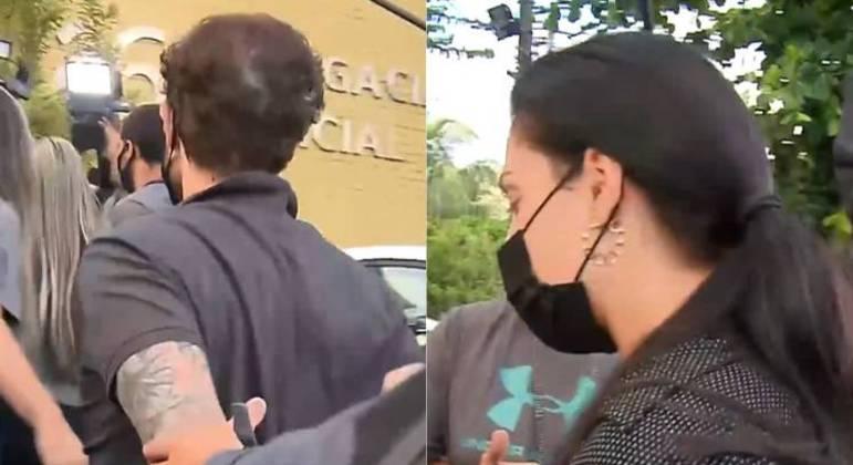 Padrasto e mãe foram presos nesta quinta-feira (8) no Rio
