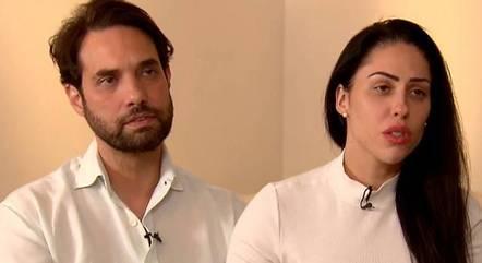 O casal Dr. Jairinho e Monique Medeiros é investigado no caso