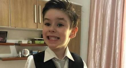 Menino de 4 anos foi morto no dia 8 de março
