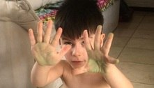 Henry faria 5 anos nesta segunda: 'Era lindo te ver crescendo', diz pai
