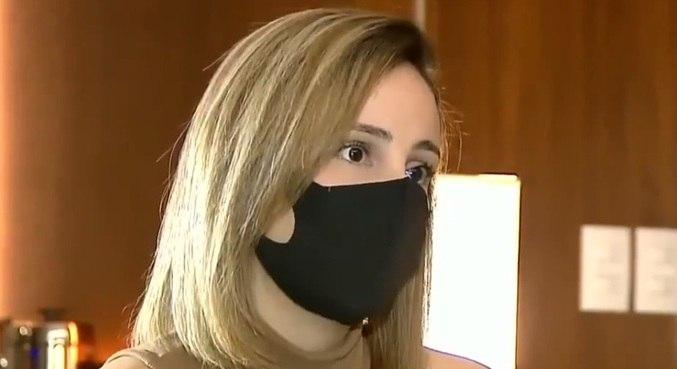 Ex de Jairinho falou com exclusividade ao repórter Roberto Cabrini