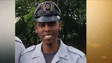 Polícia cogita que soldado Leandro pode ter sido jogado em caçamba