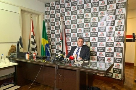 Delegado Eduardo Marturano investiga o crime