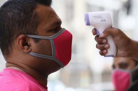 OMS registra recorde de casos do novo coronavírus em 24h