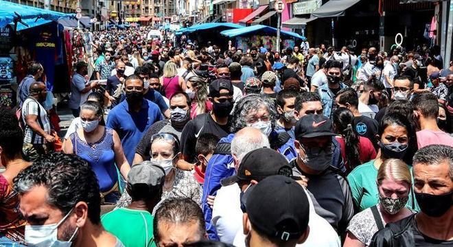 Brasil contabiliza 150.488 mortes e 5.094.979 casos de covid-19