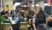 Polícia de SP flagra funcionamento de cassino de luxo no Itaim Bibi