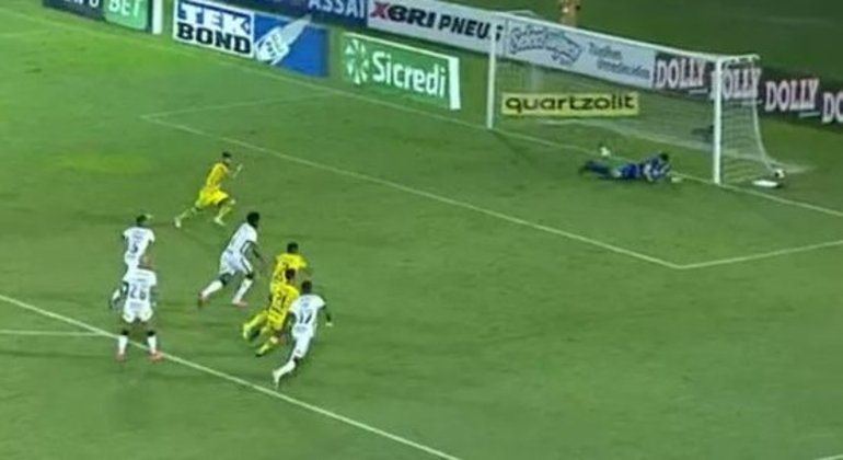 Cássio defendeu seu 20º pênalti desde que chegou ao Corinthians, em 2012