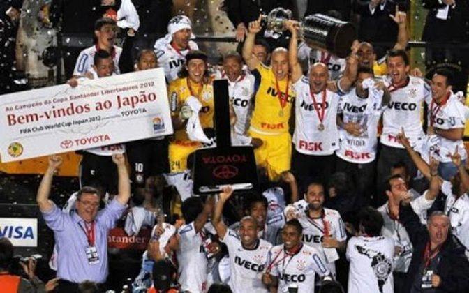 Cássio conquistou o torneio continental pelo Corinthians, sofrendo apenas dois gols em oito jogos.