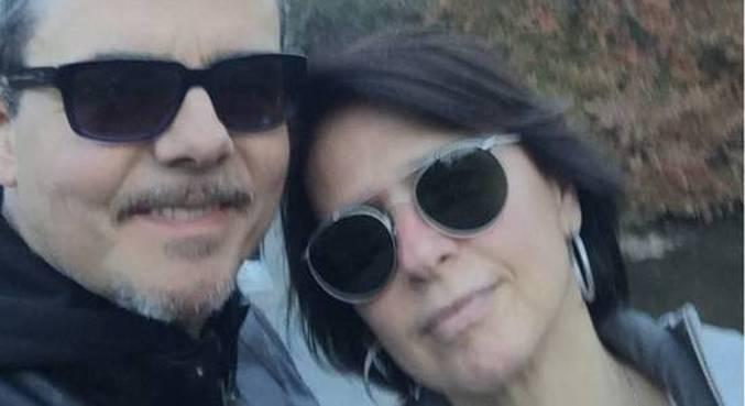 Cassio e Lídia estão juntos há três décadas