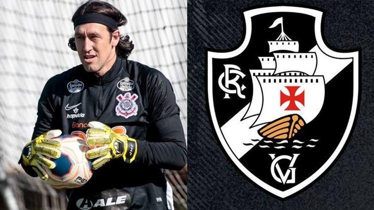Cássio - Vasco- O goleiro Cássio quase foi parar em São Januário antes de se tornar ídolo no Corinthians. Quando atuava pelo PSV, o goleiro contou que ficou por detalhes de acertar com o Gigante da Colina: