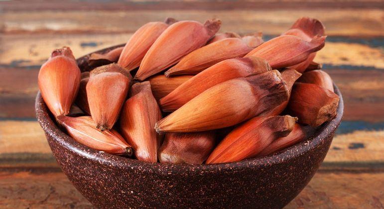 Castanha de caju - calorias presentes e benefícios do consumo