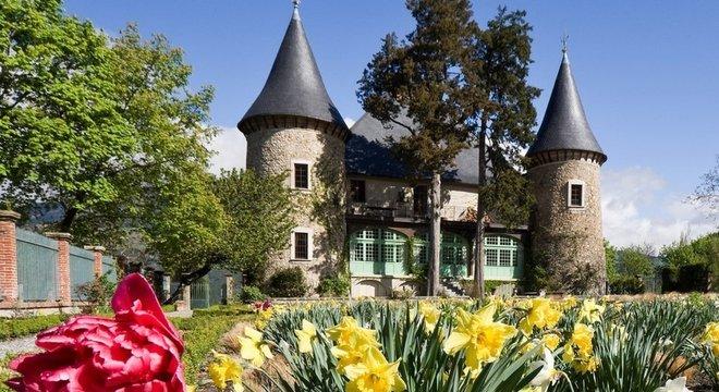 Castelo foi completamente reformado entre 1999 e 2003