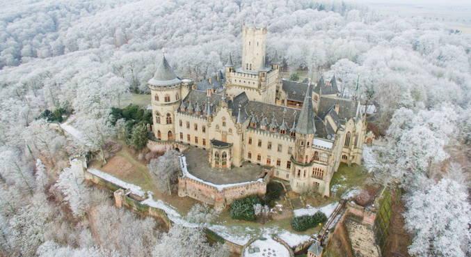 Príncipe Ernesto Augusto de Hannover processa filho por castelo na Alemanha