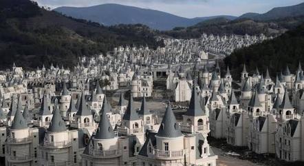 São bonitos os castelos, hein?!