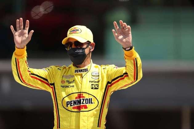 Castroneves participou da Indy 500 pela 20ª vez na carreira
