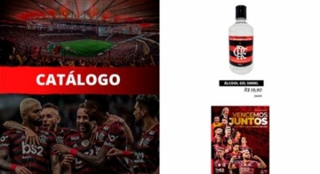 Catálogo Flamengo