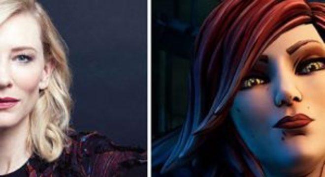 Cate Blanchett é escalada para papel principal no filme de Borderlands