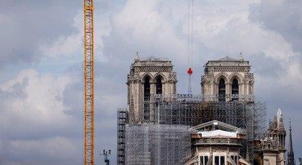 Catedral de Notre Dame foi reconstruída