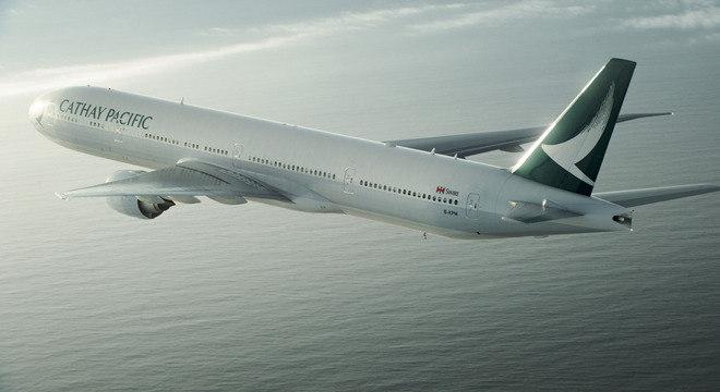 Dados de mais de 9 mil passageiros da Cathay Pacific foram roubados
