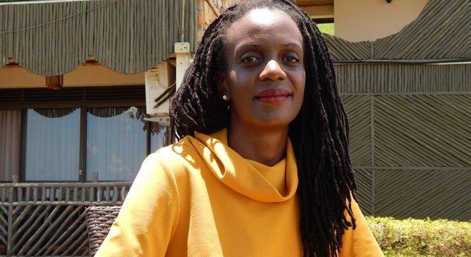 Catherine Nakalembe ganhou o prêmio Africa Food Prize deste ano por trabalho pioneiro usando imagens de satélite