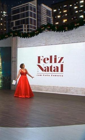 Catia Fonseca ganha especial na Band