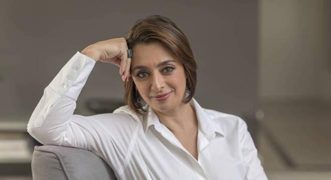 Catia Fonseca em especial na Band