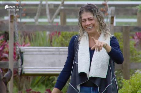 Catia Paganote participou de A Fazenda em 2018