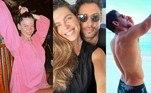 O ator Cauã Reymond e a mulher, Mariana Goldfarb, desembarcaram nas Maldivas, um dos destinos preferidos entre os famosos brasileiros, na quinta-feira (7). Desde então os dois são só amor e luxo em cenários paradisíacos. Confira o álbum de viagem do casal famoso!