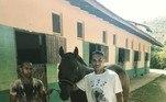Como um bom amante cavalos — e com dinheiro suficiente para isso — Guerrero criou a equipe Stud Alessio & Naela, nome que homenageia seus filhos, Alessio Guerrero, o mais novo, e Naela Guerrero, para registrar seus cavalos