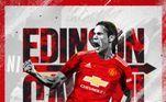 Cavani, Edinson Cavani, Manchester United