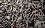 Em 2013, durante as pesquisas, os arqueólogos relataram ter ouvido rosnados, o que indica que a tradição milenar de guardar ossos naquela caverna pode ainda estar ativaNÃO PERCA:Inacreditável: cidade mais estreita do mundo tem 400 m de largura