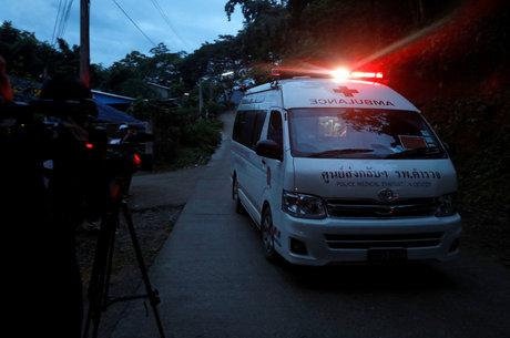 Vítimas estão sendo levadas a hospital da região
