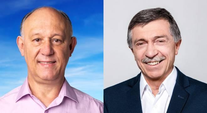 Pepe Vargas (PT) e Adiló Didomenico (PSDB) disputa 2° turno em Caxias do Sul (RS)