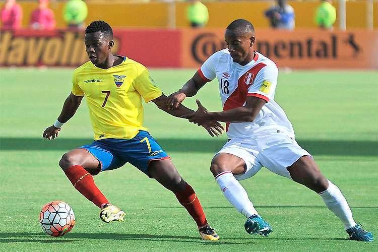 A falta de comprometimento em Belo Horizonte o tirou da Seleção do Equador