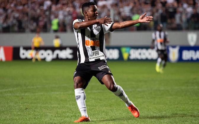 Cazares - Atlético Mineiro - 28 anos - meia - equatoriano