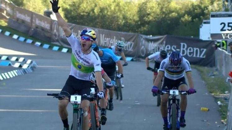CBC - Ciclismo: Com pouco mais de 61 mil seguidores, o ciclismo é o 19º da lista do IBOPE