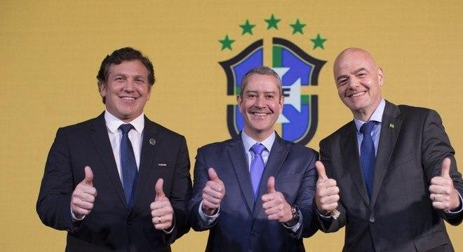 CBF divulga o calendário do futebol brasileiro em 2021. Indecente acúmulo de jogos