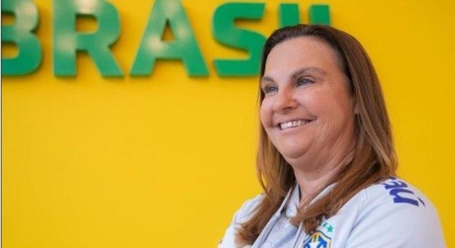 Duda Luizelli, nova Coordenadora de Seleções Femininas