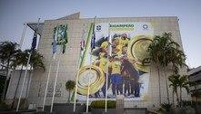 CBF homenageia campeões olímpicos em sua sede no Rio