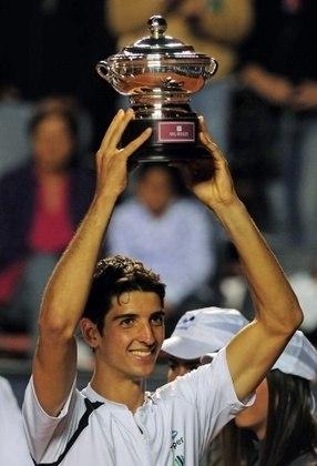 CBT - Tênis: Tradicional entre os brasileiros, o tênis e sua confederação possui 61 mil seguidores